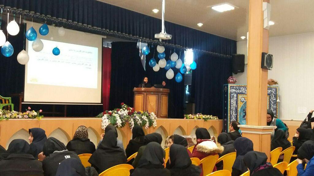 neshast 2 - سلسله نشست های کارآفرینی و اشتغال زایی در دانشگاه دولتی سمیه