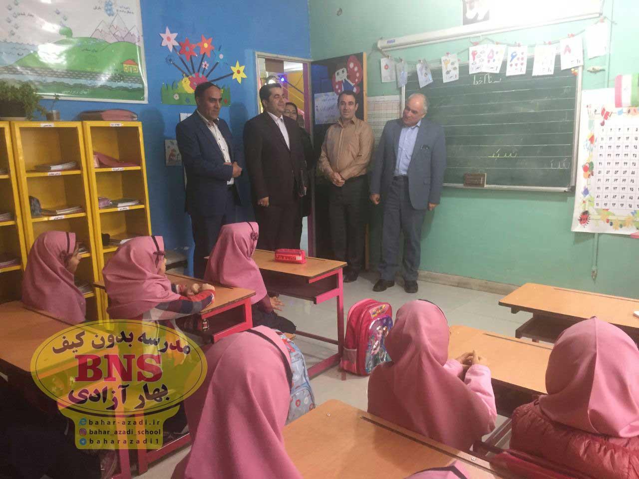 maryam azadi pejman irandoust 4 - تصاویری از مدیریت مدرسه بدون کیف مریم آزادی اصفهان و مهندس پژمان ایراندوست